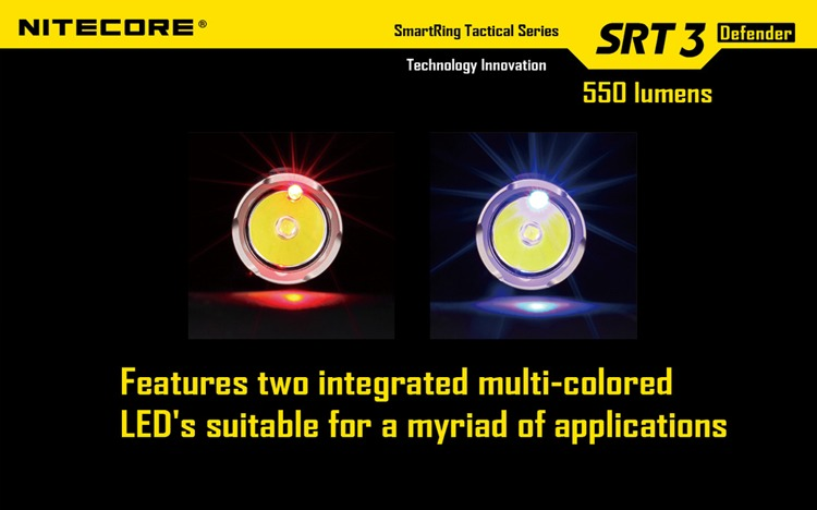 Nitecore SRT3 Defender